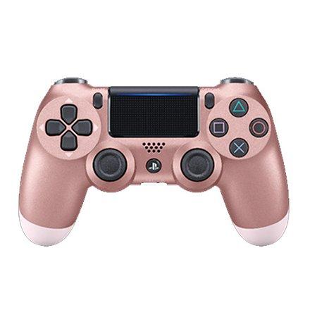 PS4 - Controle Sem Fio Dualshock 4 - Rosa Dourado
