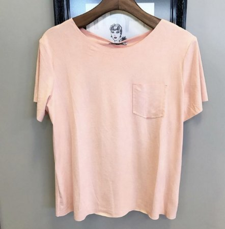 T SHIRT  SUEDE