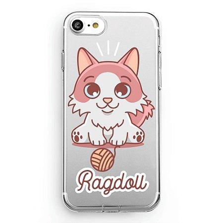 Capa transparente Ragdoll