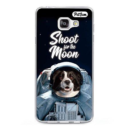 Capinha Astronauta - modelo Samsung