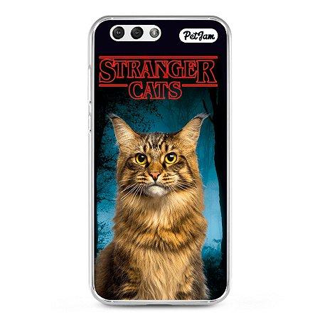 Capinha Stranger Dog/Cat - modelo Asus