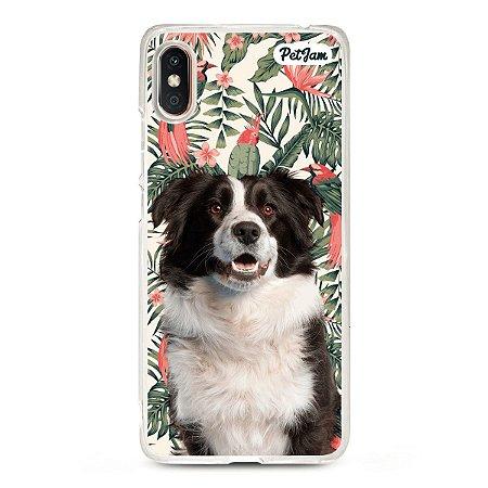 Capinha Floral - modelo Xiaomi