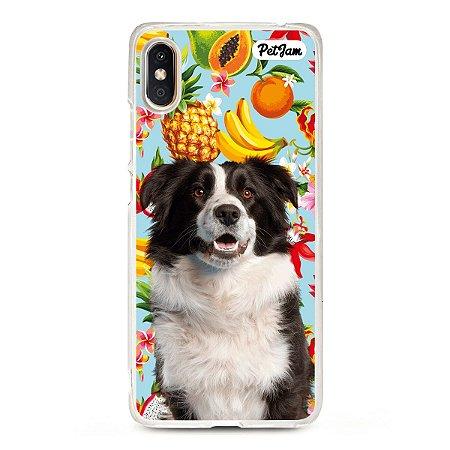 Capinha Frutas - modelo Xiaomi