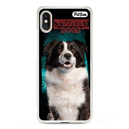 Capinha Strange Dog/Cat - modelo Xiaomi