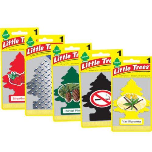 Little Trees Aromatizante Car Freshiner