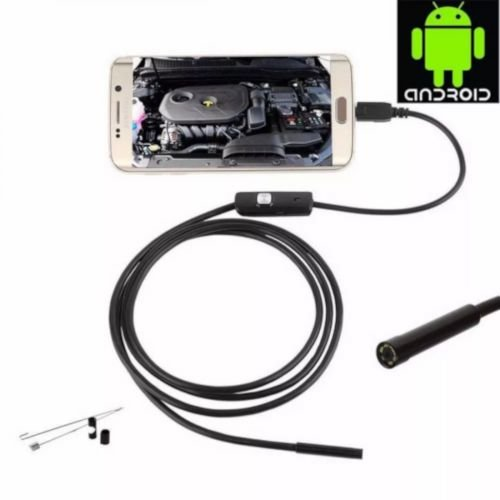 Vídeo Endoscopia Automotiva Boroscópio USB para Smartphone