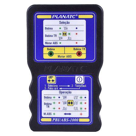 Teste de Bobina e Retorno de Pinça Freio Estacionamento (EPB) PBI/ABS-1000