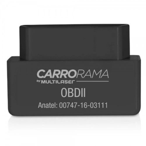 Carrorama OBD2 Scanner Automotivo Bluetooth by Multilaser AU205