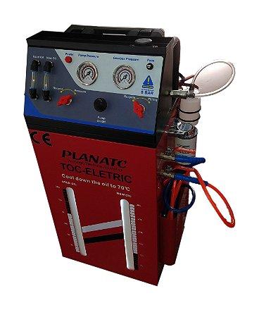 Máquina de Troca de Óleo do Câmbio Automático Elétrica TOC-ELETRIC/I Planatc