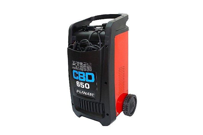 Carregador Bateria Digital Automotiva C / Aux. Part. Cbd-650