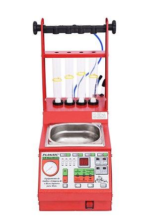 Equipamento de Teste/Limpeza Ultrasom Automático LB-Moto/4B-G2