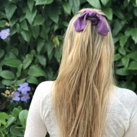 Scrunchie Comphy Roxo