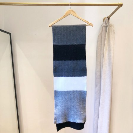 Cachecol Tricot Oreo Grey