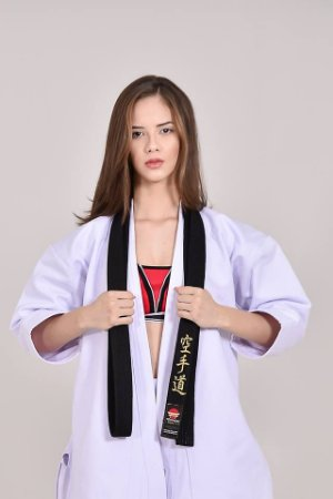 Kimono Tradicional Gi Medium Canvas Adulto