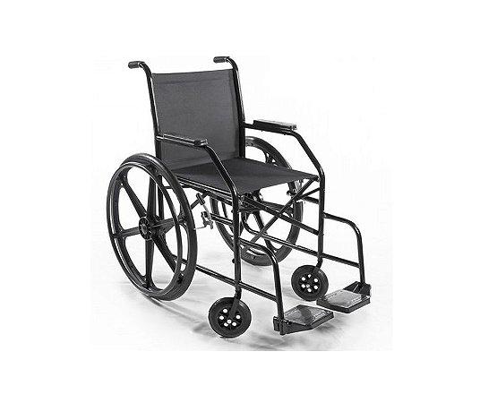 7b94ad4fe Cadeira de Rodas Simples Prolife PL001 - Casa Hospitalar - Produtos ...