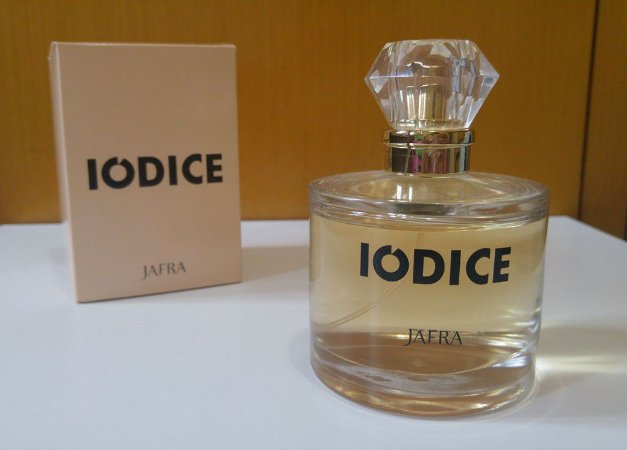 Iódice 100 ml Colônia Desodorante Jafra