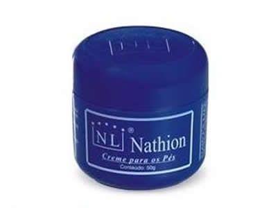NATHION - CREME PARA OS PÉS