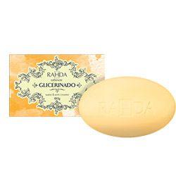Sabonete glicerinado rahda com 100 gramas