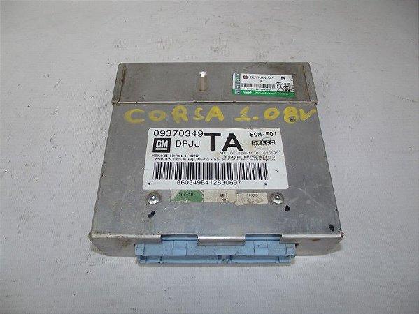 Módulo Injeção Eletronica Corsa 1.0 cód. DOJJ09370349TA Lt13