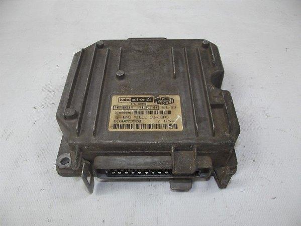 Módulo Injeção Eletronica Fiat Uno Mille cód 6160073800 Lt01