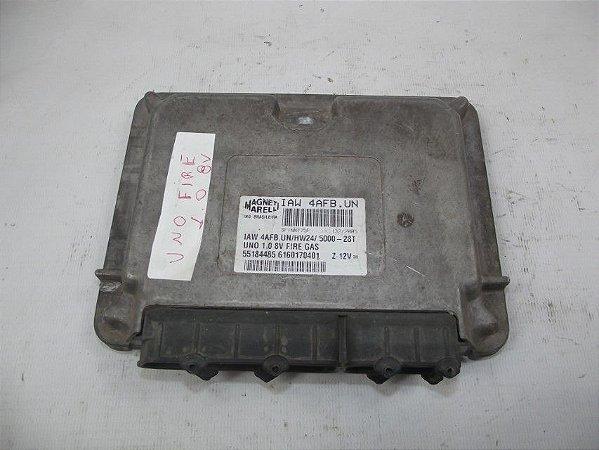 Módulo Injeção Eletronica Fiat Uno Fire cód iaw4afbun - Lt02