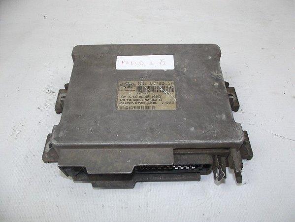 Módulo Injeção Eletronica Palio 1.0 gas. cód IAW1G7SD10 Lt1
