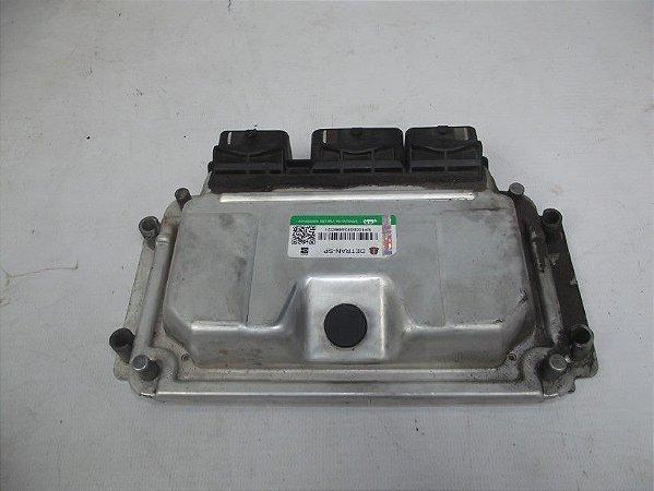 Módulo Injeção Eletronica Peugeot 206 1.6 flex cd 0261208586