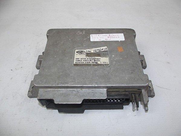 Modulo Injeção Eletronica Fiorino 1.5 8v gas cód IAW1G7SD41A