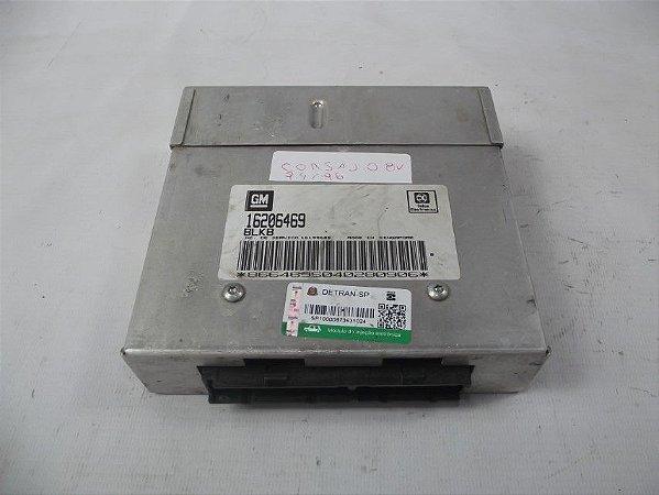 Modulo Injeção Eletrônica  Corsa 1.0 8v cód. BLKB16206469