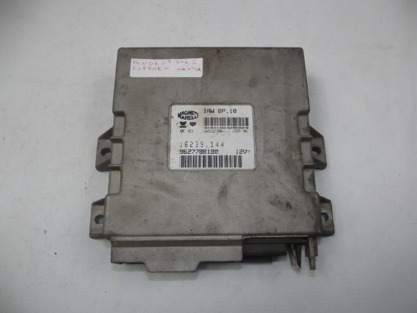 Modulo Injeção Eletronica Peugeot 306 Xantia cod. 9627788180