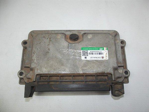 Modulo Injeção Eletronica Peugeot 206 1.6 8v cod. 0261206334