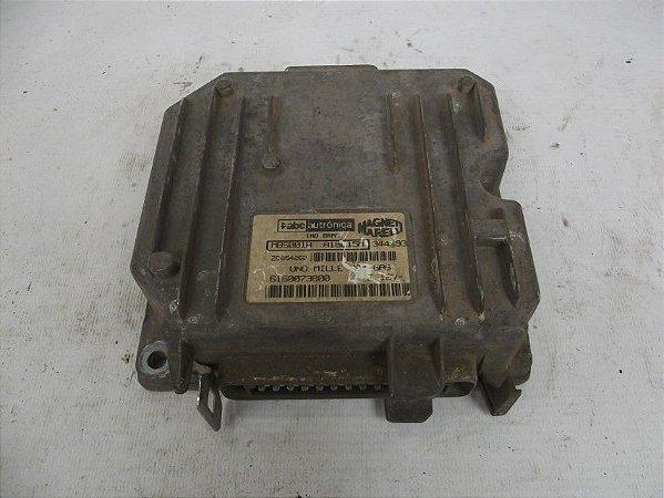 Modulo Injeção Eletronica Fiat Uno Mille cod. 6160073800 Lt2