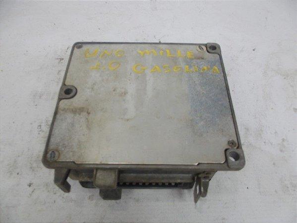 Modulo Injeção Eletronica Fiat Uno Mille cod. 6160073800 Lt1