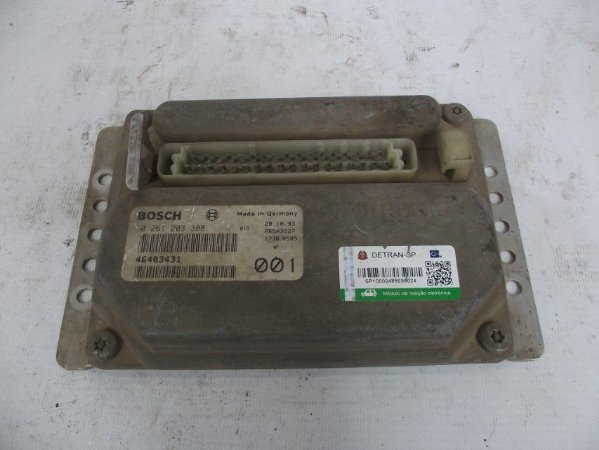 Modulo Injeção Eletronica Fiat Tipo 1.6 8v cod.0261203388 L5