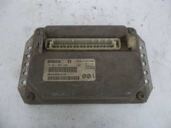 Modulo Injeção Eletronica Fiat Tipo 1.6 8v cod.0261203388 L3