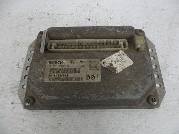 Modulo Injeção Eletronica Fiat Tipo 1.6 8v cod.0261203388 L2