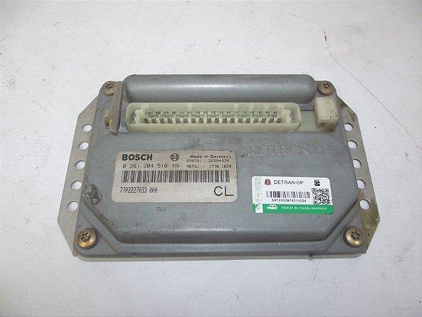 Modulo Injeção Eletronica Renault Clio 1.6  cod. 0261204510
