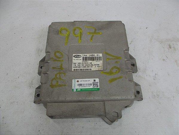 Modulo Injeçao Eletronica Palio Brava 1.6 16v Cod iaw1abg.81