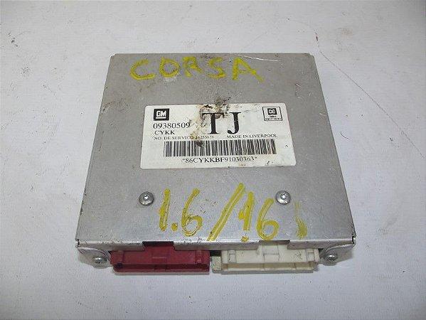 Módulo Injeção Eletronica Corsa cod. cykk 09380509