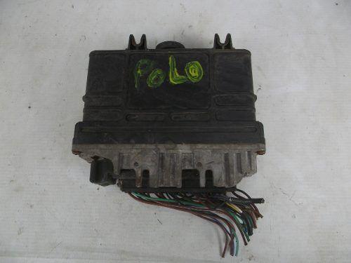 Módulo Injeção Eletronica Polo Ap 1.8 Mpfi Gas. Cod 1avb78au