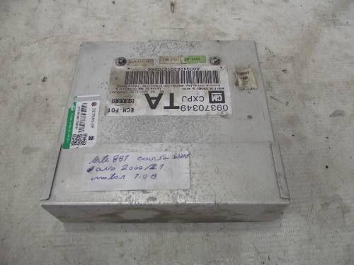 Módulo Injeção Eletronica Corsa 1.0 Gasolina Lt881 cod. CXPJ 09370349