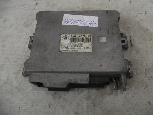 Módulo Injeção Eletronica Fiat Palio 1.0 8v Gasolina Lt302 cod. IAW 1G7SD.1C