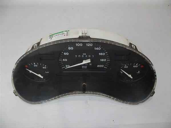 Painel De Instrumentos Corsa Anos 94/02 200 Km/h preto Lt8