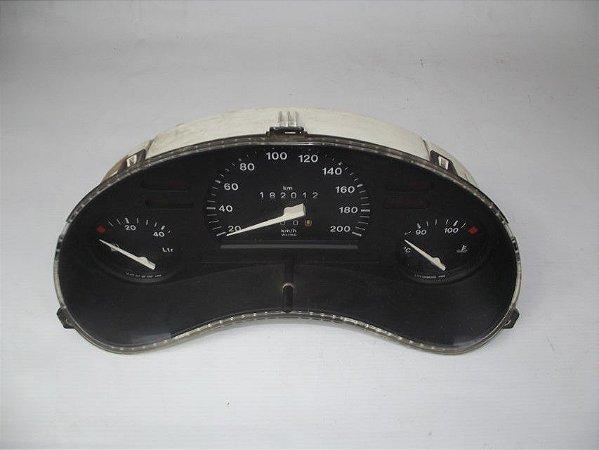 Painel De Instrumentos Corsa Anos 94/02 200 Km/h preto Lt7