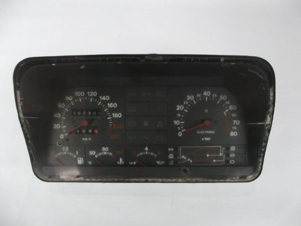 Painel De Instrumentos C/ Contagiros Fiat Uno 1.5r 1.6r