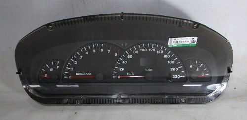Painel De Instrumentos Fiat Marea Brava 220 Km/h