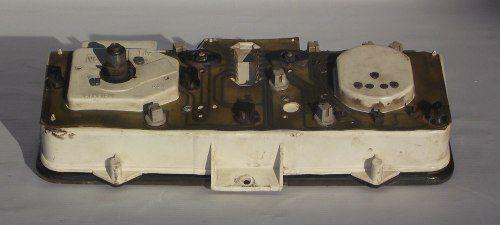 Painel De Instrumentos Monza Kadett C/ Contagiros 220km/h