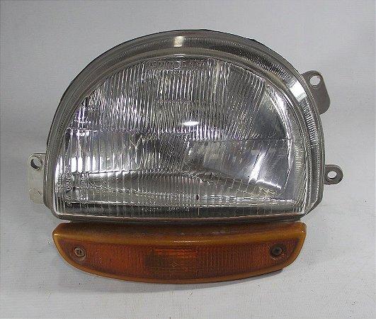 Farol Renault Twingo 93/98 Lado Esquerdo Original Carello
