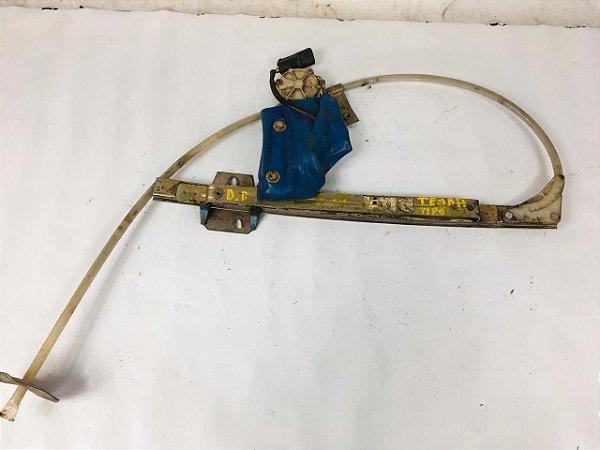 Maquina de Vidro Elétrica D.D Tempra Tipo Lt2