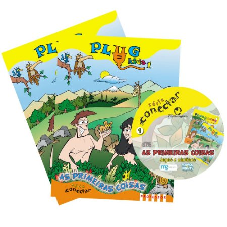 PLUG KIDS 01-KIT AS PRIMEIRAS COISAS